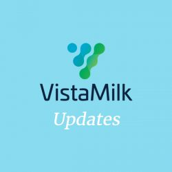 VistaMilk January 2021 Updates